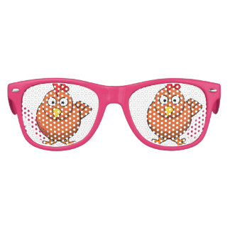 Kid's Chick Party Shades
