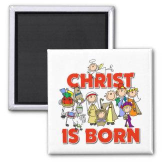 Kids Christian Christmas Gift Fridge Magnets