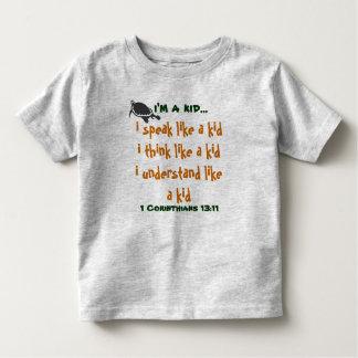 Kids Christian Tee Shirt