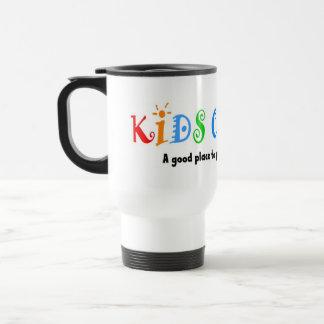 Kids Church Christian Gift Travel Mug