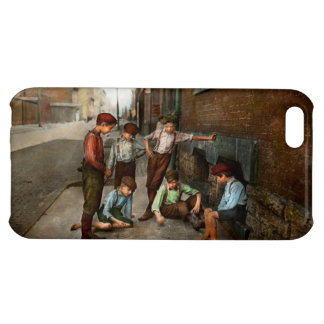 Kids - Cincinnati OH - A shady game 1908 Cover For iPhone 5C