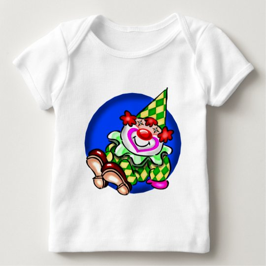 Kids Circus Clown T Shirts and Gifts