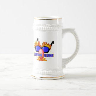 Kid's Circus Clown T Shirts and Gifts Beer Stein