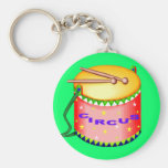 Kids Circus T Shirts and Gifts Key Chain