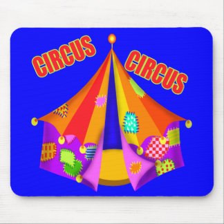 Kid's Circus T Shirts and Gifts Mouse Pad