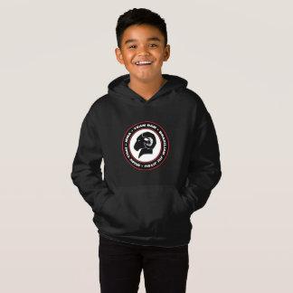 Kids' Classic Black RAM Hoodie