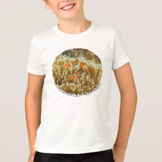Kid's Clownfish T Shirt