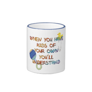 Kids! Coffee Mugs