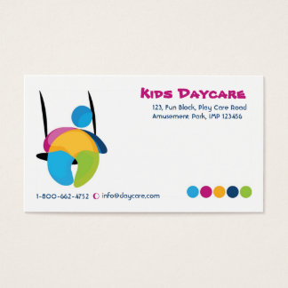 KIds collection Business Card
