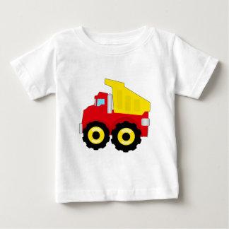 Kids Construction Dumptruck Baby T-Shirt
