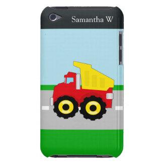 Kids Construction Dumptruck iPod Touch Case