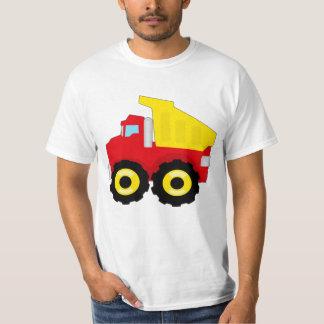 Kids Construction Dumptruck T-Shirt