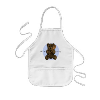 Kid's Cooking Apron