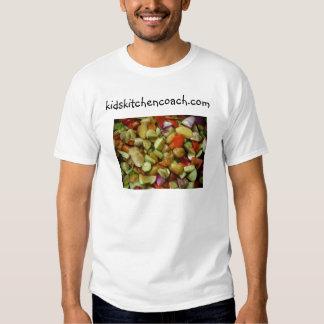 kids cooking coach t shirt