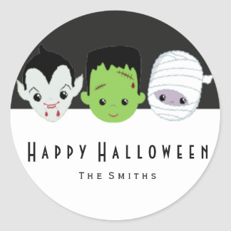 Kids costumes stickers IV