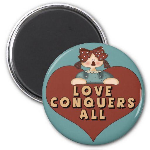 Kids Country Heart T Shirts and Kids Gifts 2 Inch Round Magnet