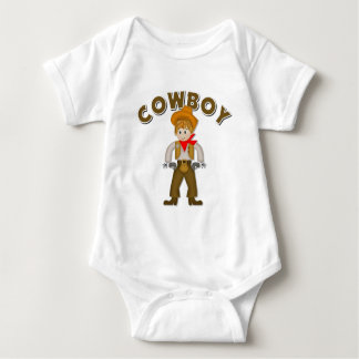 Kids Cowboy Gift Tee Shirt