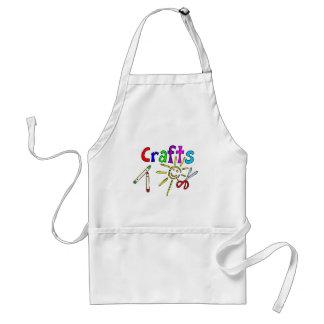 Kids Crafts Apron