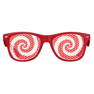 Kid's Crazy Eyes Sunglasses