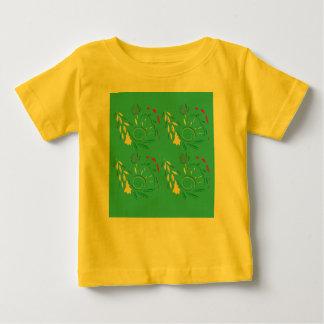 Kids creative tshirt with Ornaments