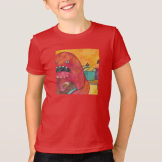 Kids Cupcake Monster T-shirt