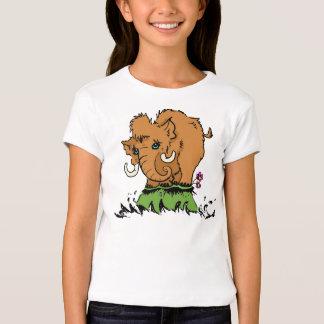Kids Cute Baby Mammoth T-Shirt