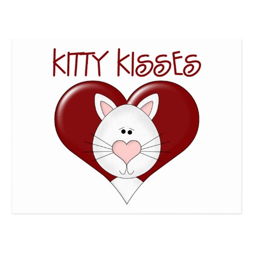 Kids Cute Valentine's Day Gift Post Card