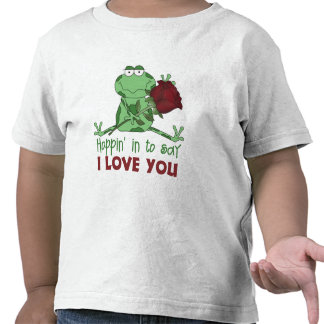 Kids Cute Valentine's Day Gift Tees