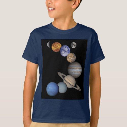 Kids Dark T_Shirt