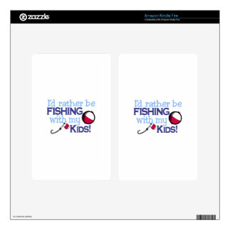 Kids Decal For Kindle Fire