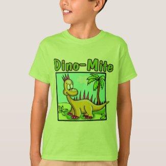 Kids Dinosaur T-shirts and Kids Dinosaur Gifts
