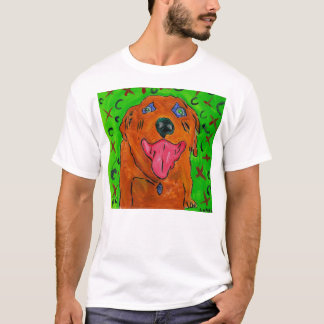 Kids Dog Art Tshirts