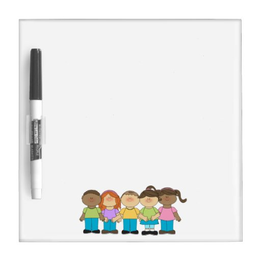 Kids Dry Erase Board for Teachers or Students