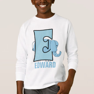 "Kids ""E"" Monogram 