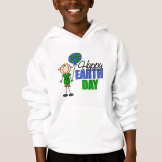 Kids Earth Day Gift Hoodie