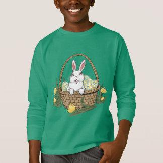 Kid's Easter Shirt Easter Bunny Kid's Tee Shirt