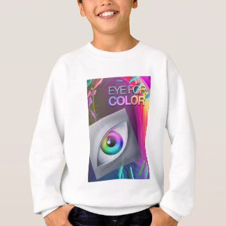Kids Eye For Color Sweater
