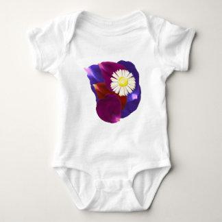 KIDS Facination for Flowers :  Rose Petal Art Tshirt