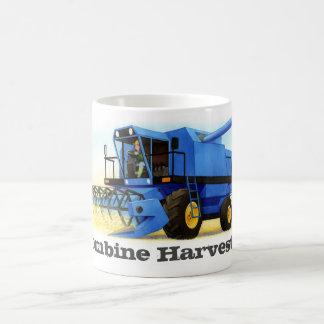 Kid's Farm Combine Harvester Coffee Mug
