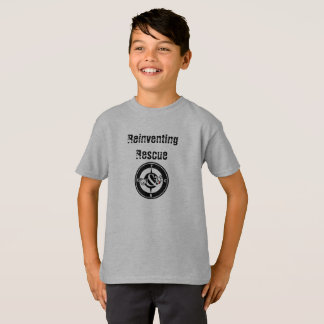 Kid's FCRC Reinventing Rescue T-Shirt