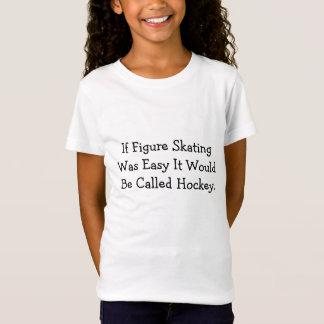Kids Figure Skating T-Shirt