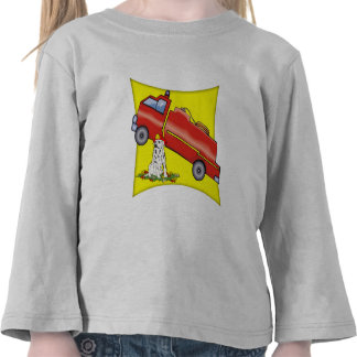 Kids Fire Fighter T Shirts and Gifts