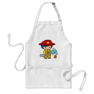 Kids Fireman Apron