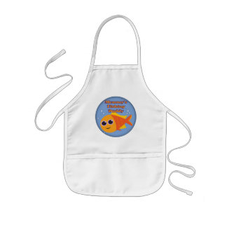 Kids Fishing T Shirts and Kids Fishing Gifts Apron