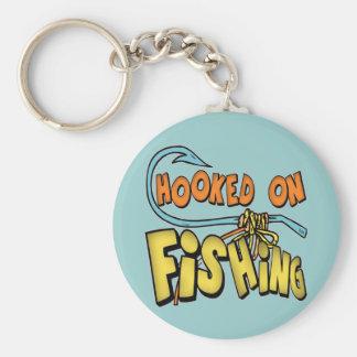 Kids Fishing T Shirts and Kids Fishing Gifts Keychain