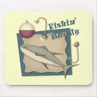 Kids Fishing T Shirts and Kids Fishing Gifts Mouse Pads