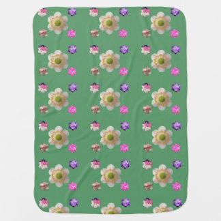 Kids' Floral Blanket