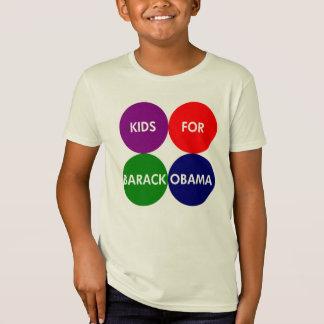 Kids for Obama 2012 T-Shirt