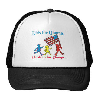 Kids for Obama Trucker Hat