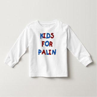 Kids for Palin Toddler Long Sleeve Shirt